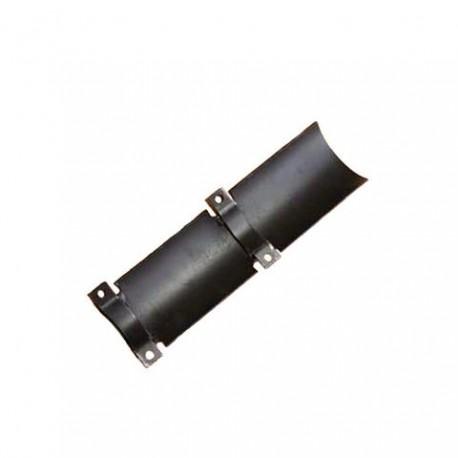 Resguardo térmico-escape do motor Defender